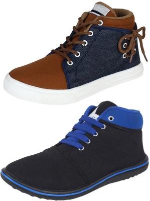fbade9885 51% OFF on World Wear Footwear Multicolor Combo-(5)-486-689-723-700 ...