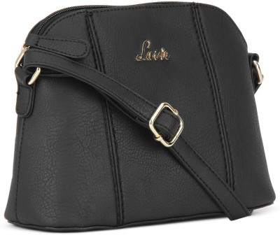 63% OFF on Lavie Women Casual Black PU Sling Bag on Flipkart ... da5cf02726a08