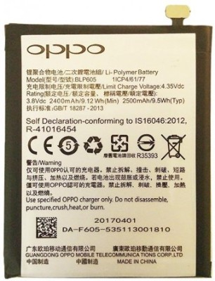 OPPO Mobile Battery For Canvas Elanza 2 A121