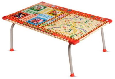 P17 collection Wood Activity Multipurpose Table Use it for Reading,Writing, Eating and Playing Board Game  available at flipkart for Rs.499