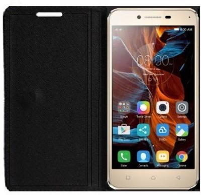 Mozette Flip Cover for Mi Redmi Note 4 Black