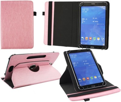 Emartbuy Wallet Case Cover for HTC Google Nexus 9 LTE(Baby Pink, Charging Case)