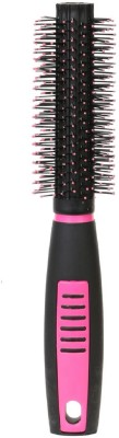 Tiamo Round Hairbrush for grooming and styling.