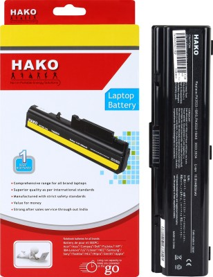Hako Toshiba PA3534U-1BRS PA3535U-1BAS PA3535U-1BRS 6 Cell Laptop Battery