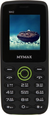 Mymax M42(Black & Green)