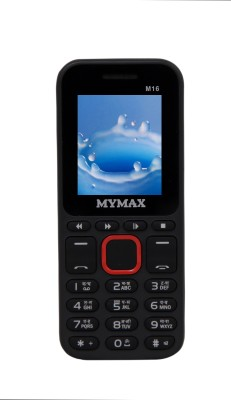 Mymax M16(Black & Red)