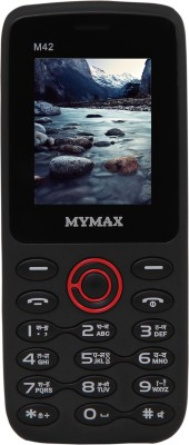 Mymax M42(Black & Red)