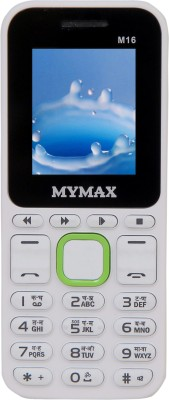 Mymax M16(White & Green)