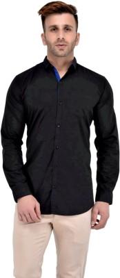 Dare2B Men's Solid Casual Spread Shirt