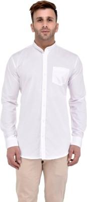 Dare2B Men's Solid Casual Collarless Shirt