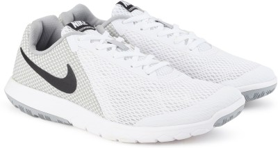Nike FLEX EXPERIENCE RN 6 Running Shoes For Men(White, Grey) 1