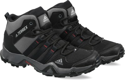 35% OFF on ADIDAS PATH CROSS MID AX2 MID Outdoor Shoes For Men(Black) on  Flipkart  b9ad20c9c