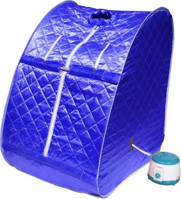 Kawachi I03-Blue Personal Home Therapeutic Portable Steam Spa Bath Detox Weight Loss Blue Portable Steam Sauna Bath(Blue)