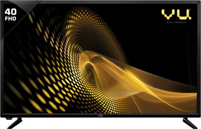 View Vu 102 cm (40 inch) Full HD LED TV(40D6535)  Price Online