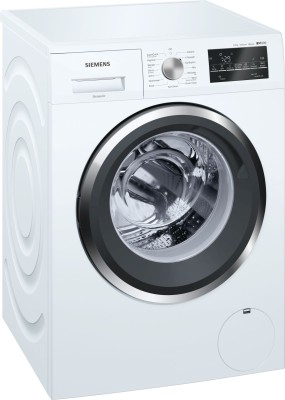 Siemens 8 kg Fully Automatic Front Load Washing Machine White(WM14T461IN) (Siemens)  Buy Online