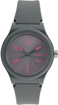 Fastrack 38037PP05 Elementary Tees Analog Watch For Unisex