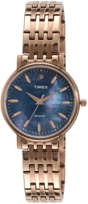Timex TW0TL9110 Analog Watch  - For Women at flipkart