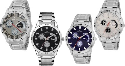ADIXION 9519SMCOM4 New Combo of four Youth Wrist Watch Series Watch  - For Men