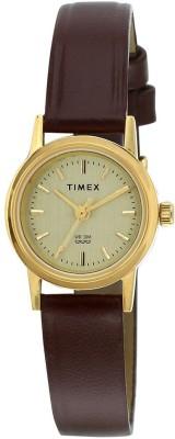 Timex TW000B301 Analog Watch  - For Women