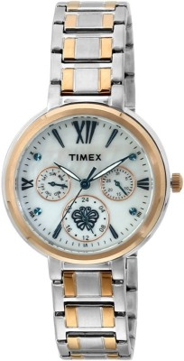 Timex TWEL11706  Analog Watch For Women