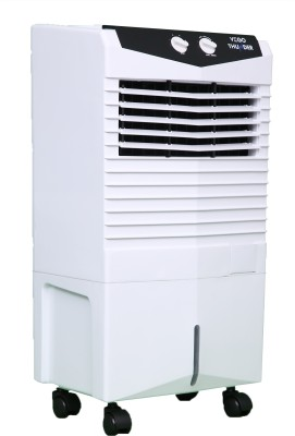 Vego Thunder Personal Air Cooler(White, 32 Litres)