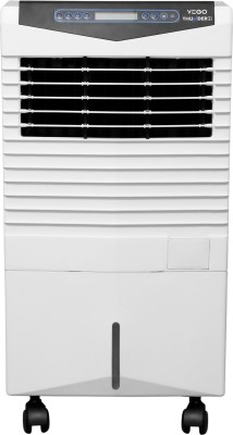 Vego Thunder I Personal Air Cooler(White, 32 Litres)