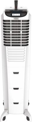 Vego Empire 55 I Tower Air Cooler(White, 55 Litres)