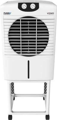 Vego Turbo 51 Desert Air Cooler(White, 51 Litres)  available at flipkart for Rs.7259