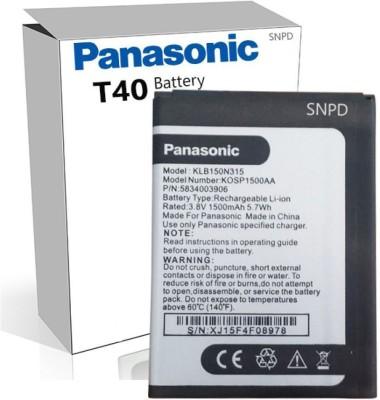 Panasonic Mobile Battery For Panasonic T40