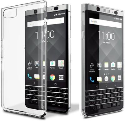 Aspir Back Cover for Blackberry Keyone(Transparent, Flexible Case)