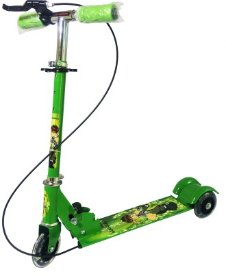 Jack Royal Ben-10 bike model-44(Green)
