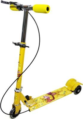 Jack Royal Poo Bike Model-44(Yellow)