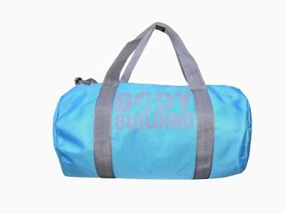 CP Bigbasket Amazing Sporty Gym Bag(Blue, Kit Bag)  available at flipkart for Rs.260