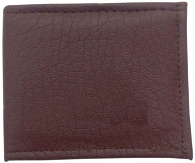 OODI Men Brown Artificial Leather Wallet(10 Card Slots)  available at flipkart for Rs.139