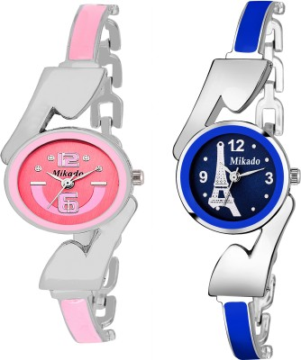 Mikado Multicolor Bracelet Watches combo for Girls And Women Watch  - For Women