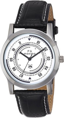 Maxima O-44675LMGI  Analog Watch For Men