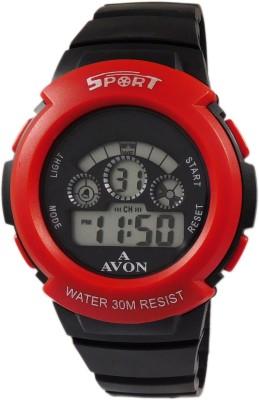 A AVON Sports Multi Function Digital Kids Watch  - For Boys