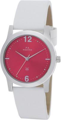 Maxima O-46670LMLI  Analog Watch For Women