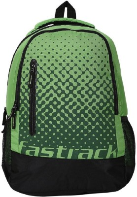 FastrackA0678NGR01 23 L Backpack Green  Fastrack Backpacks
