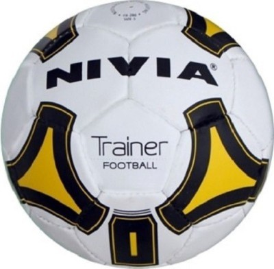 Nivia Trainer Football - Size: 5(Pack of 1, Multicolor)  available at flipkart for Rs.599