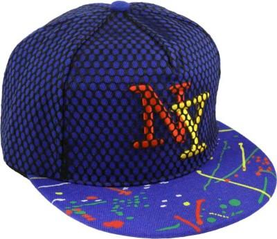 Friendskart Embroidered Huntsman Era NY Hip Hop Snapback Net Cap