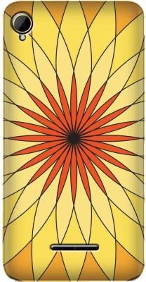 Zapcase Back Cover for Intex Aqua Power Plus(Multicolor, Plastic) Flipkart