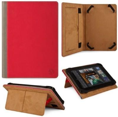 Vangoddy Flip Cover for 7 Inch Tablet/Google Nexus 7/Lenovo Ideapad A1/Samsung Galaxy Tab 7.0/Samsung Galaxy Tab 7.0 Plus/Samsung Galaxy Tab 7.7(Green, Leather)