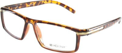 HD Clair Full Rim Rectangle Frame(50 mm)