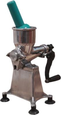 jagjeet Aluminium Hand Juicer 16No.(Silver, Black Pack of 1)
