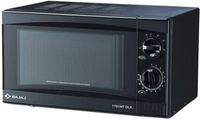 Bajaj 17 L Solo Microwave Oven(1701 MT Dlx, Black)