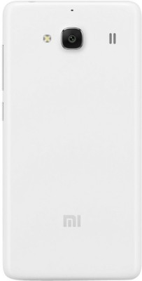 SAMTEK Mi Redmi 2 Prime Back Panel White
