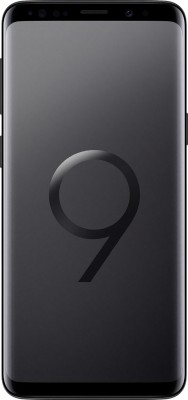 Samsung Galaxy S9 (Samsung SM-G960FZKDINS) 64GB 4GB RAM Midnight Black Mobile