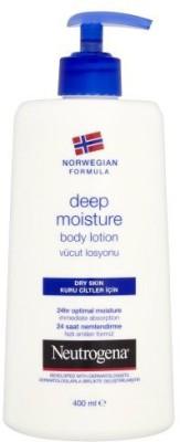 Neutrogena Norwegian Formula Deep Moisturiser Body Lotion (400ml)