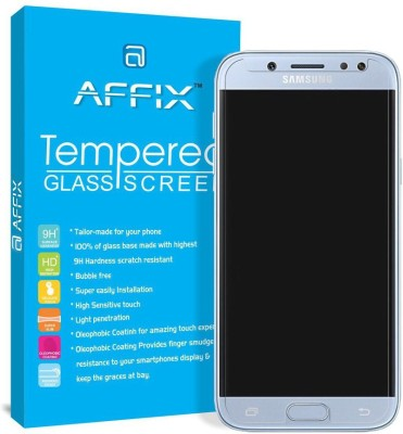 Affix Tempered Glass Guard for Samsung Galaxy J7 Pro(Pack of 1)